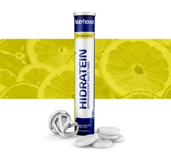 NUTRINOVEX Hidratein Effervescent Salts Tabs