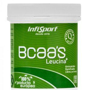 BCAA,s CAPSULAS INFISPORT