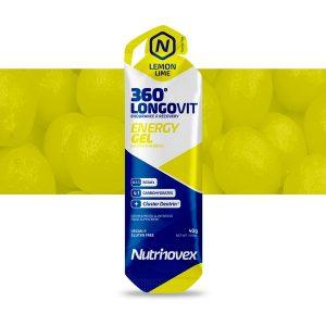 NUTRINOVEX LONGOVIT GEL 360